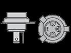 Λάμπες Xenon 35 Watt με Βάση H4 High/Low
