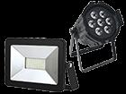 Προβολείς Φωτισμού LED PARs