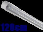 LED Λάμπες Φθορίου T8 Αλουμινίου 120cm