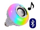 Λάμπες Bluetooth με Ηχείο E27