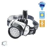 Φακός Κεφαλής 21 LED 10 Watt
