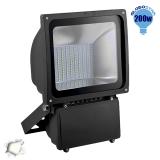 Προβολέας LED Globostar 200 Watt 230v Ημέρας