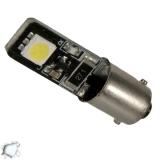 Λαμπτήρας LED Βa9s Can Bus με 2 SMD 5050 Ψυχρό Λευκό