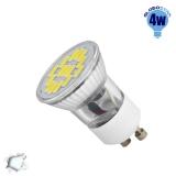 LED Spot GU10 M35 4W 230v Ψυχρό