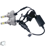 LED HID Kit H10 36 Watt 9-36 Volt DC 3600 Lumen 6000k C6 Economy Line