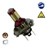 Λαμπτήρας LED H4 Can Bus με 78 SMD 4014 10-30v 6000k GloboStar 40185