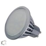 LED Spot GU10 6 Watt 14 SMD 2835 Λευκό Ημέρας