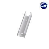 Στήριγμα PVC για LED NEON FLEX GloboStar 22605