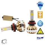LED HID KIT H11 45 Watt 4500 Lumen 9-32 Volt DC 6000k