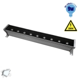 LED Wall Washer 9 Watt 50cm 220v Ψυχρό Λευκό