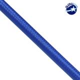 Υφασμάτινο Καλώδιο 2x0.75 Μπλε