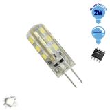 Λάμπα LED G4 2 Watt 12 Volt DC Λευκό Ημέρας