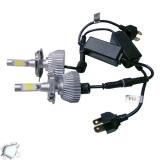 LED HID Kit H4 54 Watt 9-36 Volt DC 4800 Lumen 6000k C6 Economy Line GloboStar 06662