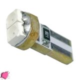 Λαμπτήρας LED T5 2 SMD 1210 Φούξια