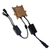 Μετασχηματιστής Slim Xenon Can Bus AC Ballast 9-16 Volt 55 Watt