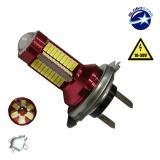 Λαμπτήρας LED H7 Can Bus με 78 SMD 4014 10-30v 6000k
