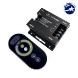 Ασύρματο LED CCT Controler Touch 12-24 Volt 216 Watt