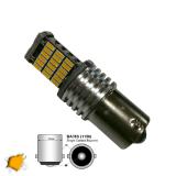 Λαμπτήρας 1156 45 SMD 4014 Can Bus 12v Πορτοκαλί GloboStar 04461