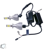 LED HID Kit H3 36 Watt 9-36 Volt DC 3600 Lumen 6000k C6 Economy Line