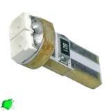Λαμπτήρας LED T5 2 SMD 1210 Πράσινο