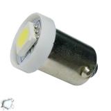 Λαμπτήρας LED Ba9s με 1 SMD 5050 Ψυχρό Λευκό