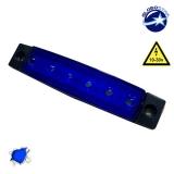 LED Φώτα Όγκου Φορτηγών IP66 Μπλε