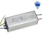 Μετασχηματιστής Προβολέα LED 50 Watt High Quality 0.95PF GloboStar 47855