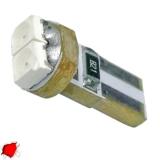 Λαμπτήρας LED T5 2 SMD 1210 Κόκκινο
