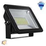 Προβολέας LED Globostar 100 Watt 230v Θερμό