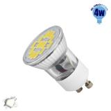 LED Spot GU10 M35 4W 230v Ημέρας