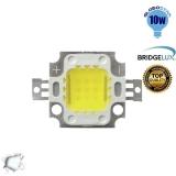 Υψηλής Ισχύος Led 10 Watt Ψυχρό Λευκό BRIDGELUX GloboStar 46300