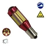 Λαμπτήρας LED BA9S Can Bus με 78 SMD 4014 10-30v 6000k