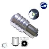 Λαμπτήρας LED BAU15S 1 CREE LED 10 Watt Ψυχρό Λευκό
