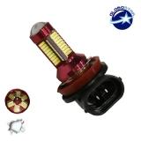 Λαμπτήρας LED H11 Can Bus με 78 SMD 4014 10-30v 6000k