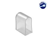 Τερματικό Καπάκι Σιλικόνης για NEON FLEX GloboStar 22604