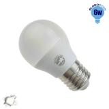 Γλομπάκι LED G45 με βάση E27 6 Watt 230v Ημέρας GloboStar 01710