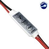 LED Dimmer με Καλώδιο 5-24 Volt 72 Watt