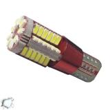 Λαμπτήρας LED T10 57 SMD 3014 Can Bus 12 Volt Ψυχρό Λευκό