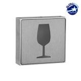 Φωτιστικό LED Σήμανσης Αλουμινίου Wine