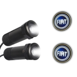 Fiat LED Ghost Logo Projector GloboStar 98550