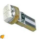 Λαμπτήρας LED T5 2 SMD 1210 Πορτοκαλί