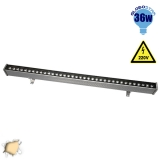 LED Wall Washer 36 Watt 100cm 220v Θερμό Λευκό