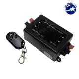 Μαύρο Ασύρματο Dimmer 12 Volt 8 Ampere