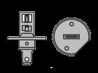 Λάμπες Xenon 35 Watt με Βάση H1