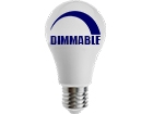 Γλόμποι E27 LED A60 Dimmable