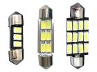 Λάμπες LED C5W Σωληνωτοί