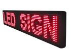 Πινακίδες LED Μονής Όψης