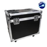 Flight Case Κινούμενης Ρομποτικής Κεφαλής WASH 36 x 10 Watt CREE LED RGBW Zoom 12°-75° GloboStar 51126