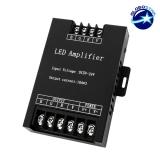 RGB Ενισχυτής Amplifier 360 Watt 5-12-24 Volt Αλουμινίου GloboStar 04037