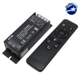 Ασύρματο LED RF Dimmer 12-24 Volt 300 Watt με Τηλεχειριστήριο